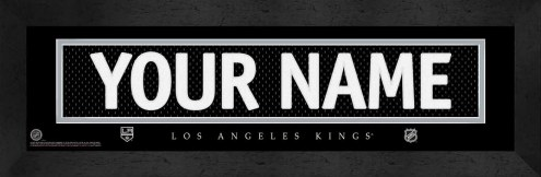 Los Angeles Kings Personalized Stitched Jersey Print