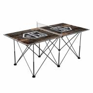 Los Angeles Kings Pop Up 6' Ping Pong Table