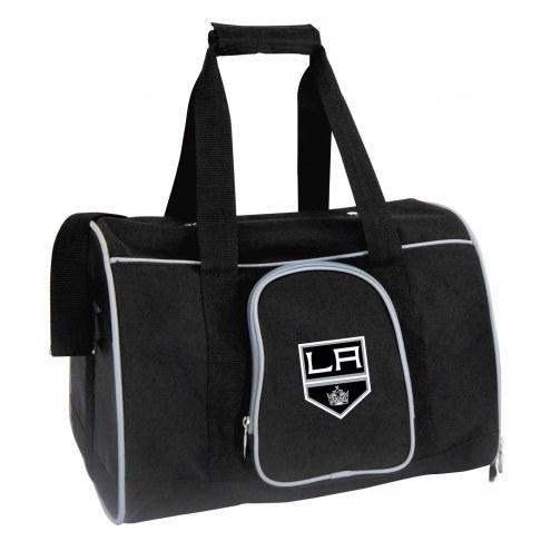 Los Angeles Kings Premium Pet Carrier Bag