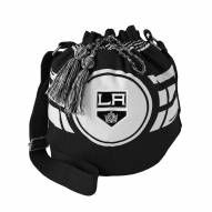 Los Angeles Kings Ripple Drawstring Bucket Bag