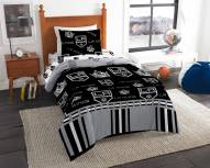 Los Angeles Kings Rotary Twin Bed in a Bag Set