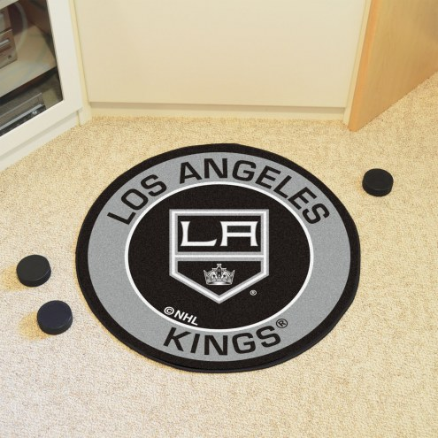 Los Angeles Kings Rounded Mat