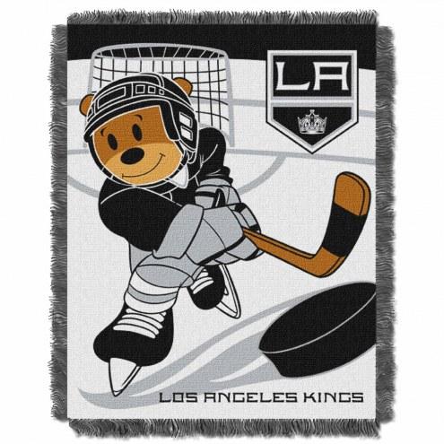 Los Angeles Kings Score Baby Blanket