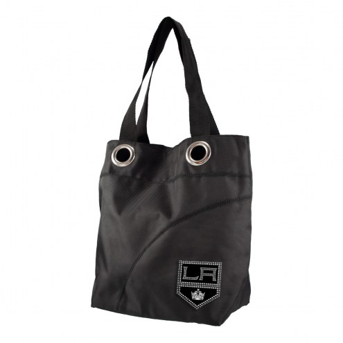 Los Angeles Kings Sport Noir Sheen Tote