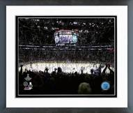 Los Angeles Kings Staples Center Stanley Cup Finals Framed Photo