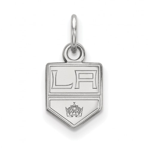 Los Angeles Kings Sterling Silver Extra Small Pendant