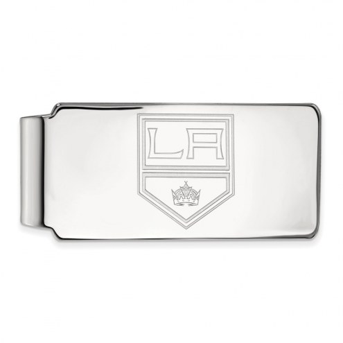Los Angeles Kings Sterling Silver Money Clip