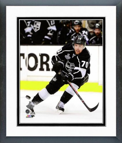 Los Angeles Kings Tanner Pearson Stanley Cup Finals Framed Photo