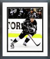 Los Angeles Kings Tanner Pearson 2014 Stanley Cup Finals Framed Photo
