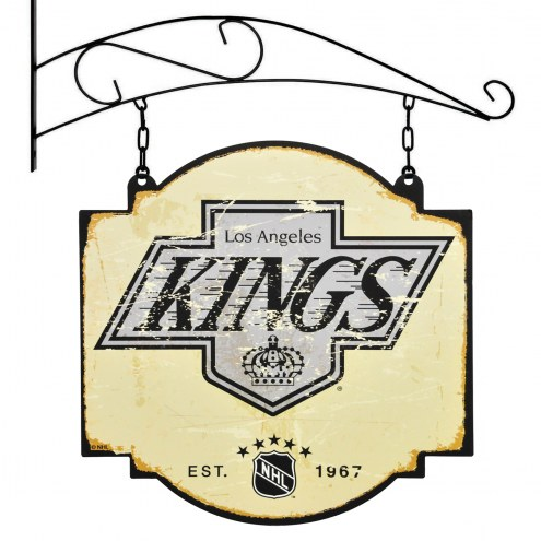 Los Angeles Kings Tavern Sign