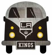 Los Angeles Kings Team Bus Sign