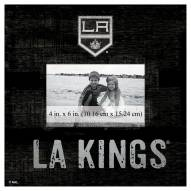 """Los Angeles Kings Team Name 10"""" x 10"""" Picture Frame"""