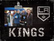 Los Angeles Kings Team Name Clip Frame