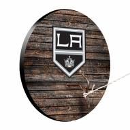 Los Angeles Kings Weathered Design Hook & Ring Game