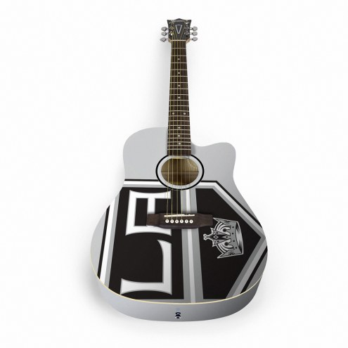 Los Angeles Kings Woodrow Acoustic Guitar