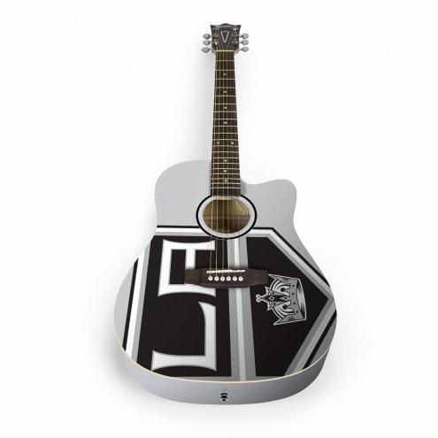 Los Angeles Kings Woodrow Acoustic Guitar