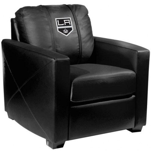Los Angeles Kings XZipit Silver Club Chair