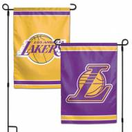"""Los Angeles Lakers 11"""" x 15"""" Garden Flag"""