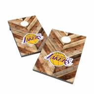 Los Angeles Lakers 2' x 3' Cornhole Bag Toss