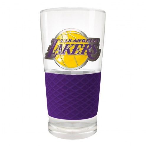 Los Angeles Lakers 22 oz. Score Pint Glass