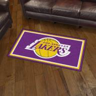 Los Angeles Lakers 3' x 5' Area Rug