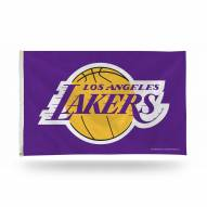 Los Angeles Lakers 3' x 5' Banner Flag