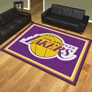 Los Angeles Lakers 8' x 10' Area Rug