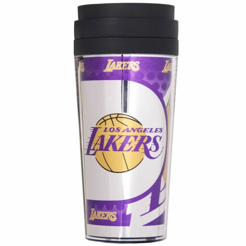 Los Angeles Lakers Acrylic Travel Tumbler