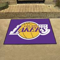 Los Angeles Lakers All-Star Mat
