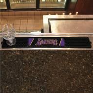 Los Angeles Lakers Bar Mat