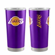 Los Angeles Lakers 20 oz. Travel Tumbler