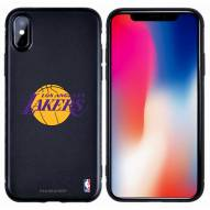 Los Angeles Lakers Fan Brander Slim iPhone Case