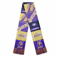 Los Angeles Lakers Printed Scarf
