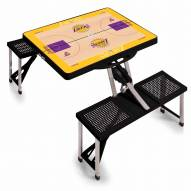 Los Angeles Lakers Folding Picnic Table