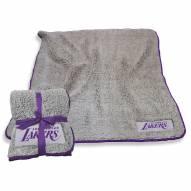 Los Angeles Lakers Frosty Fleece Blanket