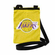 Los Angeles Lakers Game Day Pouch