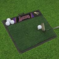 Los Angeles Lakers Golf Hitting Mat