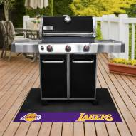 Los Angeles Lakers Grill Mat