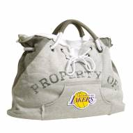 Los Angeles Lakers Hoodie Tote Bag