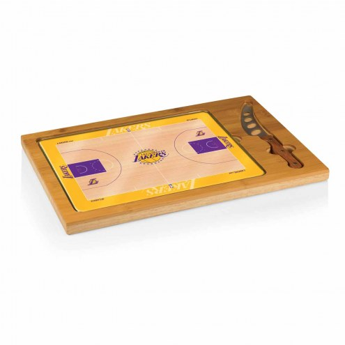 Los Angeles Lakers Icon Cutting Board