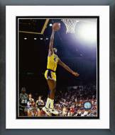 Los Angeles Lakers James Worthy Action Framed Photo