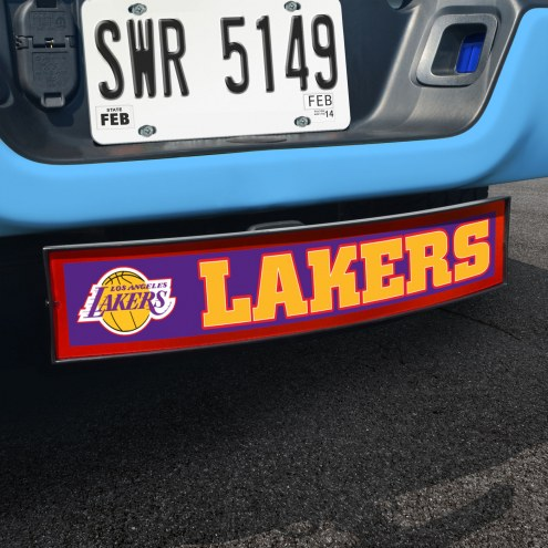 Los Angeles Lakers Light Up Hitch Cover