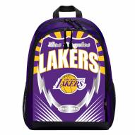 Los Angeles Lakers Lightning Backpack