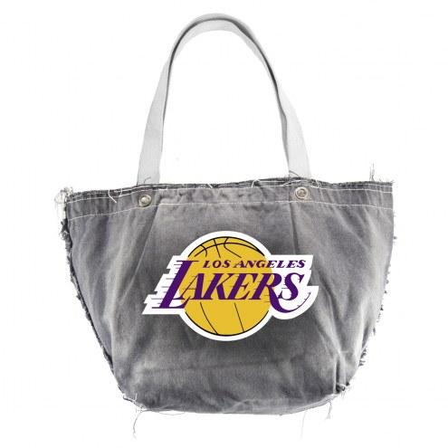 Los Angeles Lakers Vintage Tote Bag