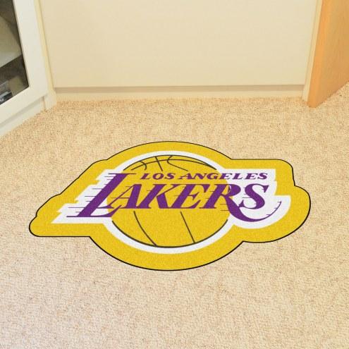 Los Angeles Lakers Mascot Mat