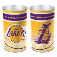 Los Angeles Lakers Metal Wastebasket