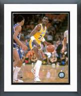 Los Angeles Lakers Michael Cooper Framed Photo