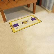 Los Angeles Lakers NBA Court Runner Rug