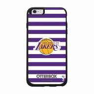 Los Angeles Lakers OtterBox iPhone 6/6s Symmetry Stripes Case