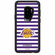 Los Angeles Lakers OtterBox Samsung Galaxy S9+ Symmetry Stripes Case